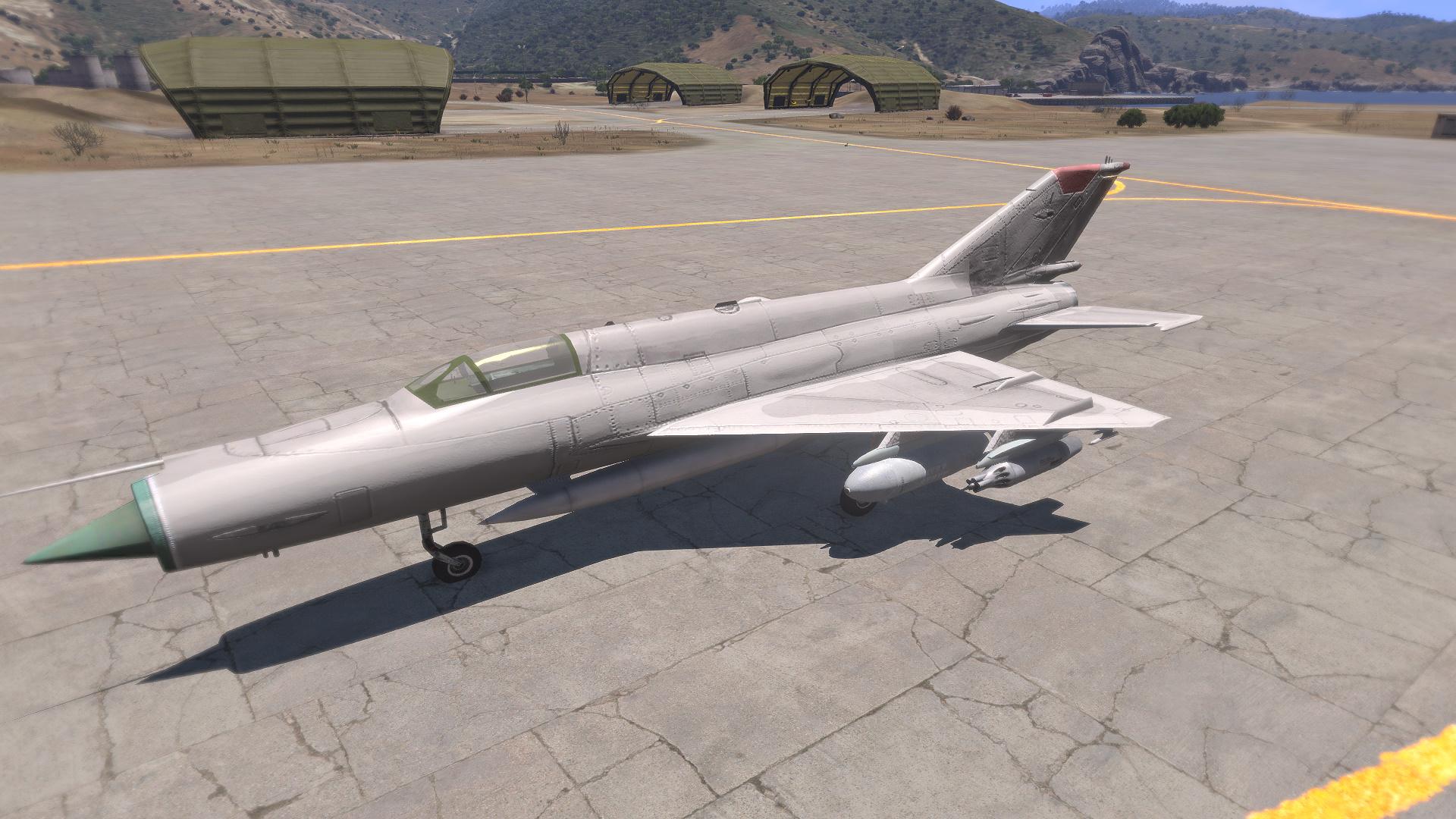 NATO Mig21